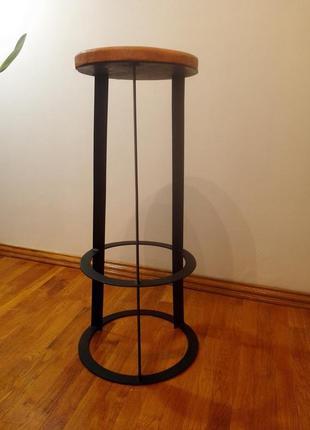 Стул барный Loft №1, для кафе или дома, оригинальный дизайн