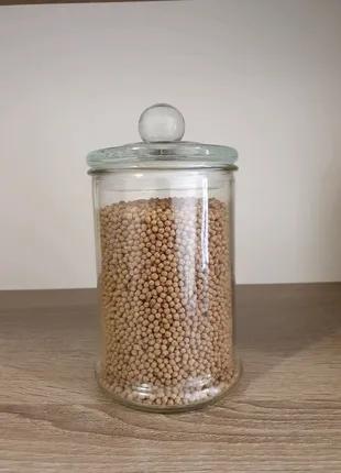 Кукурузные шарики с какао