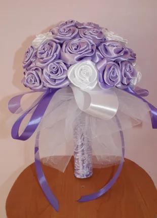 букеты розы  ручной работы hand made