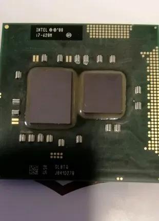 Процессор Intel Core i7 - 620m