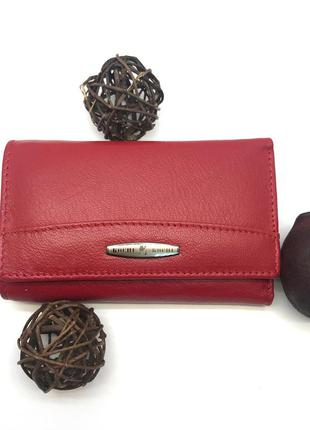 Красный женский кошелек ''kochi''