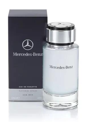 Mercedes Benz For Men.  Мужской парфюм