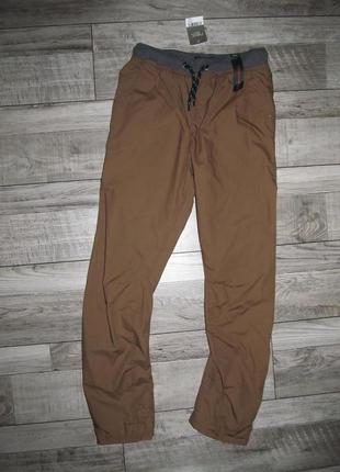 Стильные  коттоновые брюки next  на 12 лет 152cм