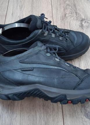 Ботинки ecco gore tex 43p