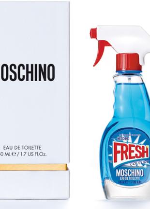 Moschino Fresh Couture Eau De Toilette.  Женская туалетная вода