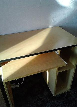 Компьютерый столик б/у 250!! цена снижена