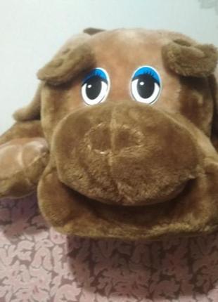 Мягкая игрушка - Большая Собака