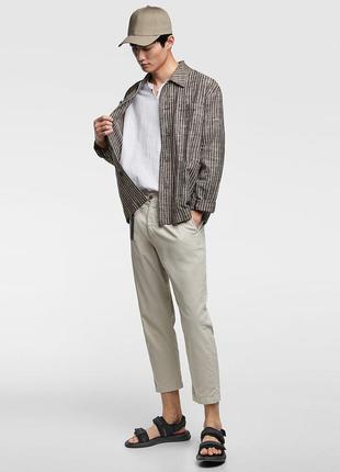 Мужские джинсы, брюки. zara.
