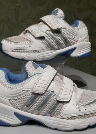 Adidas кроссовки детские оригинальные на липучках