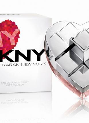 Donna Karan DKNY My NY.  Женская парфюмированная вода