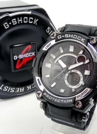 Ударопрочные спортивные наручные часы casio g-shock