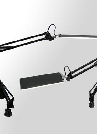 Яркая настольная светодиодная лампа Z-LED, 10 Вт (170 Вт)
