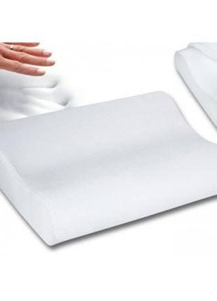 Подушка Ортопедическая Comfort Foam Memory Pillow с памятью