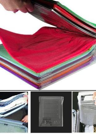 Органайзер для хранения вещей EZSTAX разделитель стопок одежды