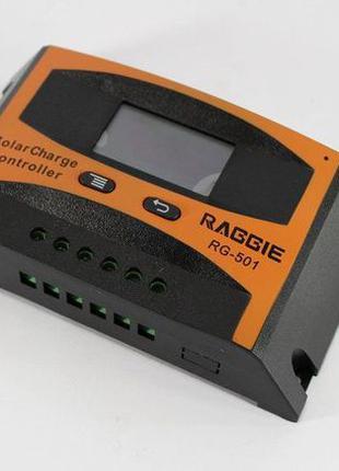 Контроллер для солнечных панелей Solar controler 10A 20А 30A