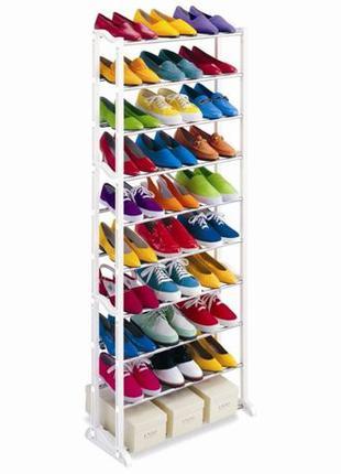 Органайзер для обуви, полка для обуви shoe rack