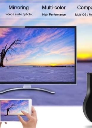 MiraScreen Miracast HDMI-адаптер WiFi для подключения телефона...