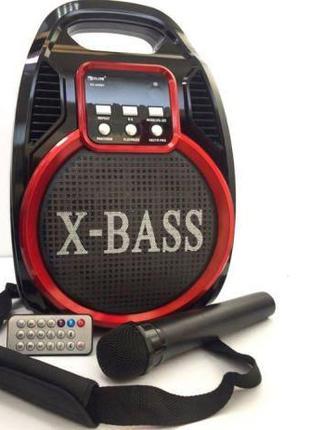 Колонка с Микрофоном Голон Golon RX 810 820 Bluetooth