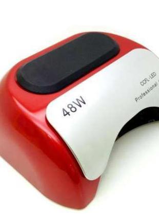 Лампа гибрид сушка для ногтей CCFL +LED 48W для гель-лаков и геля