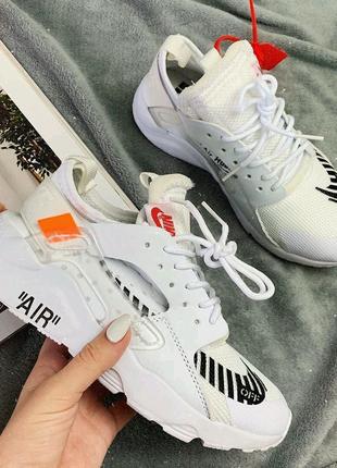 Nike Huarache x OFF-White ⏩ [ 36.38 ]