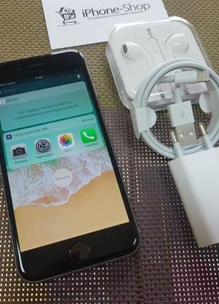 "Apple iPhone 6 16Gb. Space Gray ( neverlock ), ""Распродажа 8 м..."