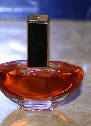 Винтажная миниатюра ruffles oscar de la renta,esprit de parfum...