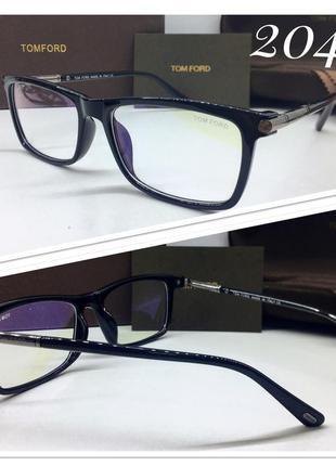 Очки для имиджа и работы за компьютером