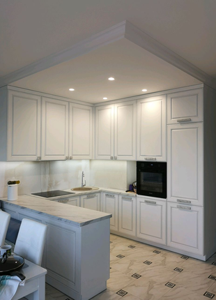 Кухни, шкафы-купе, гардиропные, прихожие, стенки и др. мебель.