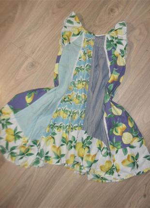 Платье некст на 5лет рост 110