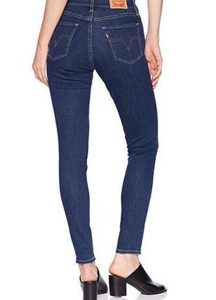 Оригинал из сша. джинсы levis curvy skinny.