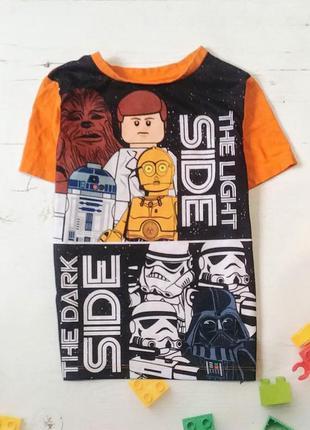 Футболка star wars для мальчика lego футболка для хлопчика