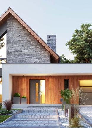 Предлагаю услуги по дизайну фасада