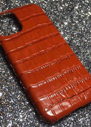 Новый чехол имитация крокодила iPhone 11 11 pro 11 pro max