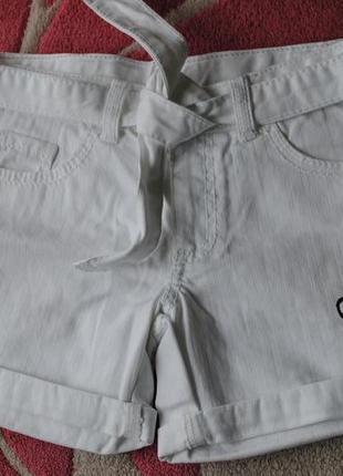 Шорты джинсовые crazy8  10 лет
