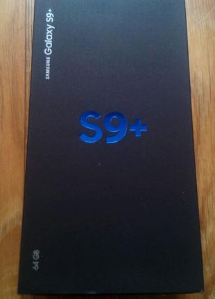 Телефон Samsung galaxy s9+ Обмен