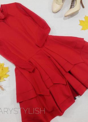 Очень красивое платье, юбка пачка