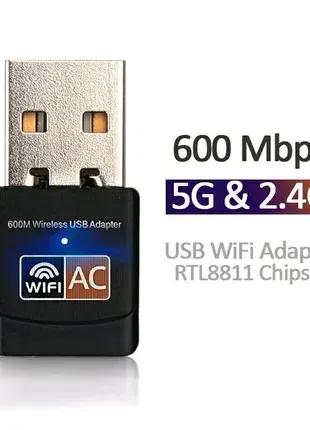 Модуль WiFi адаптер для ноутбука и компьютера