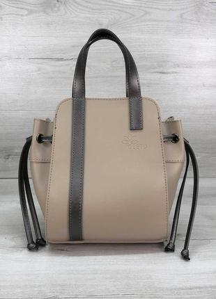Стильная женская сумка alex
