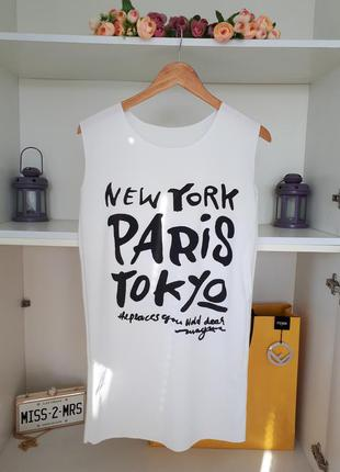 Туника платье футболка