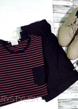 Пижама шорты и футболка
