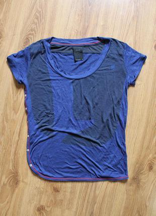 Нестандартная футболка в стильном современном дизайне g-star raw