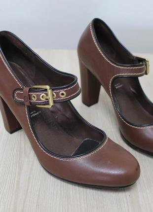 Кожаные туфли jalicia mary jane  rockport by adidas adiprene с...