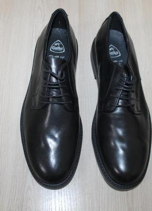 Австрийские кожаные туфли gallus, 41, 43, 45 размеры