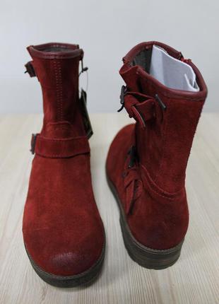 Качественные ботинки с мембраной gore-tex marc soft walk, 39 р...