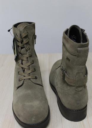 Зимние водонепроницаемые ботинки marc soft walk gore-tex, 41 р...