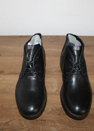 Немецкие водонепроницаемые ботинки marc soft walk gore-tex, 43...