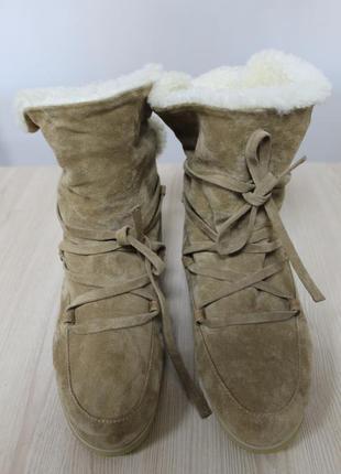 Зимние сапоги comptoir des cotonniers, 39 размер