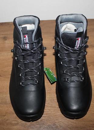 Водонепроницаемые ботинки с амортизацией grisport италия
