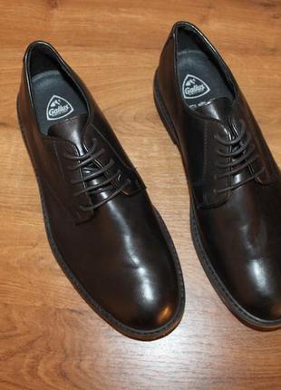 Мужские туфли, натуральная кожа gallus