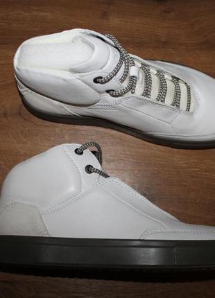 Качественные мужские ботинки ecco kyle